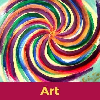Soul Healing Academy Art