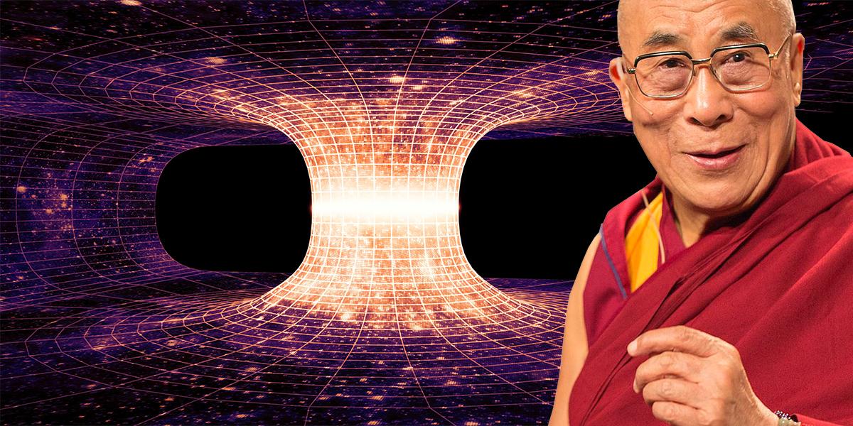 Dalai Lama Bridges Science and Spirituality