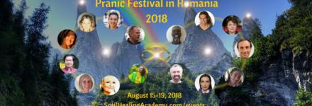 PRANIC FESTIVAL IN ROMANIA – AUGUST 2019
