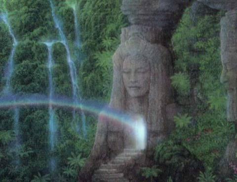 Rainbow Body or Light Body – Stories of A Lighter World