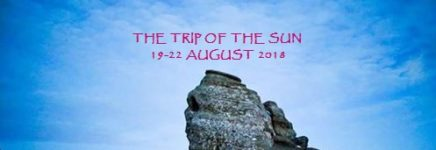 The Trip of The Sun – August 2018