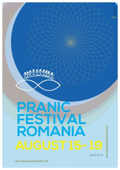 The Outstanding Speakers at the Pranic Festival in Romania