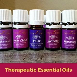 Soul Healing Academy Essential Oils
